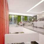 EG: Showroom Atrium